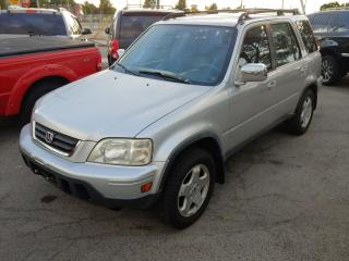 Used 2000 Honda CR-V SE ***4WD/VERY RARE/LEATHER/RUNS & DRIVES LIKE NEW*** for sale in Hamilton, ON