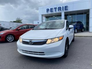 Used 2012 Honda Civic 4dr Auto LX for sale in Kingston, ON