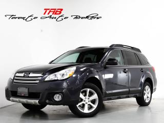 Used 2013 Subaru Outback 3.6R LIMITED I LEATHER I CAM I SUNROOF for sale in Vaughan, ON