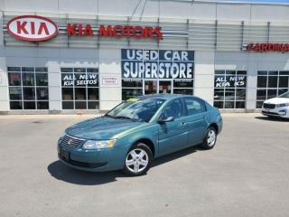 Used 2007 Saturn Ion A/C, Cruise Control, Power Locks, Windows AND Mirr for sale in Niagara Falls, ON