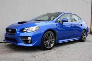Used 2017 Subaru WRX Sport-Tech Manual Sedan for sale in Vancouver, BC