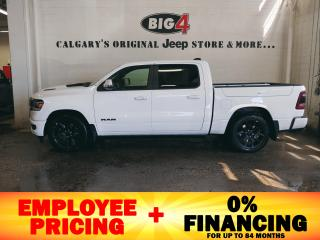 New 2020 RAM 1500 SPORT 4WD for sale in Calgary, AB