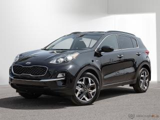 New 2020 Kia Sportage EX AWD for sale in Kitchener, ON