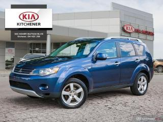 Used 2007 Mitsubishi Outlander XLS AWD - AS TRADED!!! for sale in Kitchener, ON