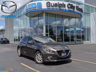 Used 2015 Mazda MAZDA3 Sport GS-SKY at for sale in Guelph, ON