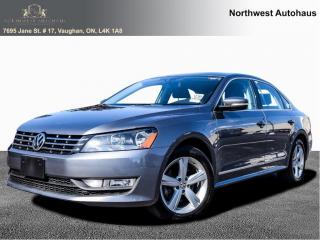 Used 2015 Volkswagen Passat 4DR SDN 2.0 TDI DSG COMFORTLINE for sale in Concord, ON