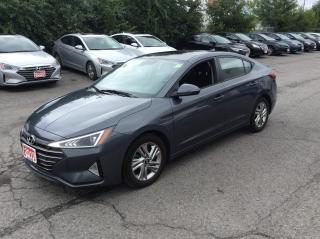 Used 2019 Hyundai Elantra Preferred Auto w-Sun & Safety Package for sale in Ottawa, ON
