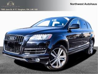 Used 2013 Audi Q7 SOLD SOLD quattro 4dr 3.0L TDI Premium for sale in Concord, ON