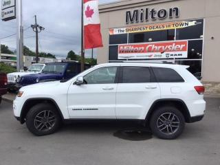 Used 2019 Jeep Grand Cherokee LIMITED 4X4|5.7l HEMI|LEATHER|NAVIGATION|SUNROOF for sale in Milton, ON