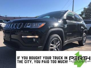 New 2020 Jeep Compass Latitude | Power Liftgate | Heated Seats | Remote for sale in Mitchell, ON