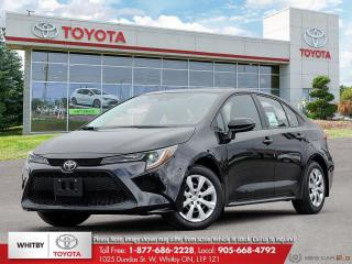 New 2020 Toyota Corolla LE for sale in Whitby, ON