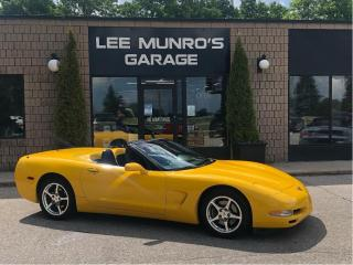 Used 2002 Chevrolet Corvette Every Option in the Book for sale in Paris, ON