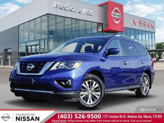 New 2020 Nissan Pathfinder SL PREMIUM for sale in Medicine Hat, AB