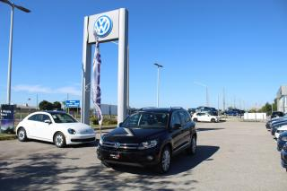 Used 2017 Volkswagen Tiguan 4MOTION 4dr Comfortline for sale in Whitby, ON