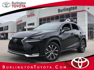 Used 2017 Lexus NX 200t FSport Series 2 for sale in Burlington, ON
