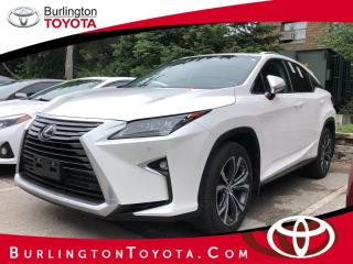 Used 2017 Lexus RX 350 RX350 Luxury Package for sale in Burlington, ON