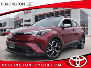 Used 2018 Toyota C-HR XLE Premium for sale in Burlington, ON