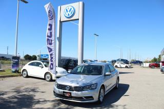 Used 2016 Volkswagen Passat 4dr Sdn 1.8 TSI Auto Trendline+ for sale in Whitby, ON