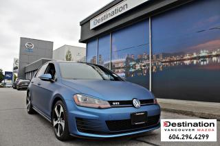 Used 2015 Volkswagen Golf GTI Autobahn - What an awesome car should be! for sale in Vancouver, BC