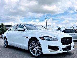 Used 2017 Jaguar XF 20d PRESTIGE|DIESEL|AWD|SUNROOF|HEATED VENT SEAT|NAVIGATION! for sale in Brampton, ON