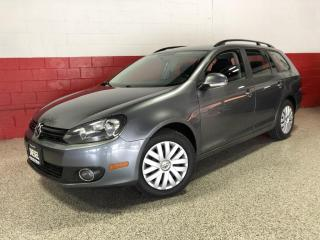Used 2014 Volkswagen Golf Wagon TDI DSG LOCAL 1 OWNER NEW TIRES BLUETOOTH AUX for sale in North York, ON