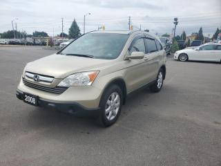 Used 2008 Honda CR-V 4WD 5dr EX-L for sale in Scarborough, ON
