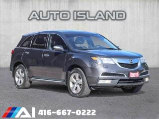 Used 2011 Acura MDX AWD 4dr Tech Pkg for sale in North York, ON