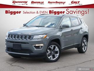 Used 2020 Jeep Compass for sale in Etobicoke, ON