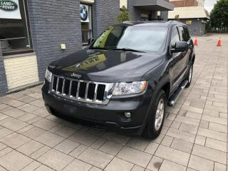 Used 2011 Jeep Grand Cherokee 4WD 4DR for sale in Nobleton, ON