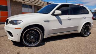 Used 2013 BMW X5 M AWD 4dr M, RED LEATHER, PANORAMIC ROOF, NAV for sale in Calgary, AB
