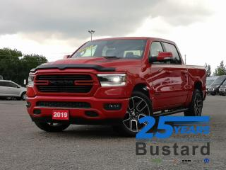 Used 2019 RAM 1500 Sport Crew Cab 4x4 | Pano | Navi | Alpine Stereo for sale in Waterloo, ON