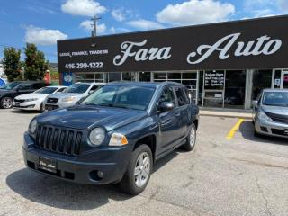 Used 2008 Jeep Compass 2.7L GLS FWD for sale in Scarborough, ON