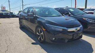 Used 2016 Honda Civic Sedan 4dr Touring, Fully Loaded, One Owner, Accident Free for sale in Oakville, ON