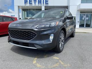 New 2020 Ford Escape Titanium AWD for sale in Kingston, ON