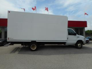 Used 2012 Ford Econoline CUBE! 16' BOX! for sale in Aylmer, ON