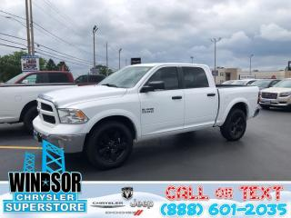 Used 2016 RAM 1500 OUTDOORSMAN for sale in Windsor, ON