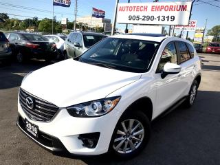Used 2016 Mazda CX-5 GS Touring AWD Navigation/Camera for sale in Mississauga, ON