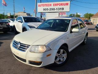 Used 2008 Volkswagen Jetta GLX sunroof/Alloys for sale in Mississauga, ON
