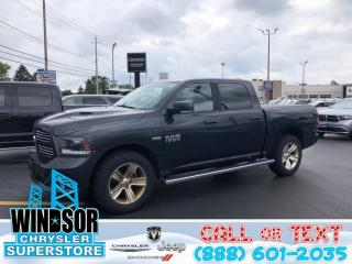 Used 2015 RAM 1500 SPORT for sale in Windsor, ON
