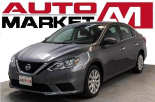 Used 2017 Nissan Sentra Certified! Rear View Camera! We Approve All Credit! for sale in Guelph, ON