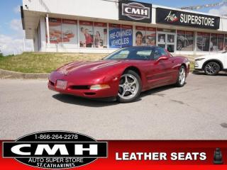 Used 2004 Chevrolet Corvette for sale in St. Catharines, ON