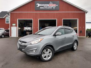 Used 2012 Hyundai Tucson GLS for sale in Dunnville, ON