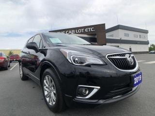 Used 2019 Buick Envision Essence AWD Previous Daily Rental for sale in Sudbury, ON