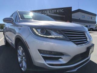 Used 2016 Lincoln MKC Select AWD Loaded !!!Leather !!! Roof etc!!!! for sale in Sudbury, ON
