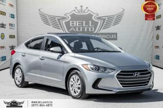 Used 2017 Hyundai Elantra LE, NO ACCIDENT, BLUETOOTH, HEATED SEATS for sale in Toronto, ON