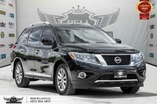 Used 2016 Nissan Pathfinder SL, AWD, NO ACCIDENT, 7 PASS, NAVI, 360 CAM for sale in Toronto, ON