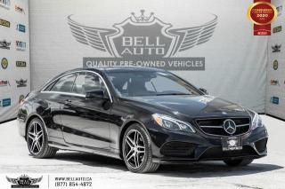 Used 2017 Mercedes-Benz E-Class E 400, COUPE, AWD, NO ACCIDENT, NAVI, 360 CAM for sale in Toronto, ON