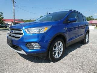 Used 2017 Ford Escape SE   Heated Seats   Navigation   Back Up Cam for sale in Essex, ON