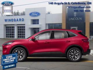 New 2020 Ford Escape Titanium for sale in Caledonia, ON