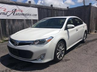 Used 2015 Toyota Avalon XLE for sale in Stittsville, ON